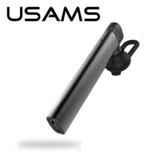 USAMS KL Bluetooth Headset Black