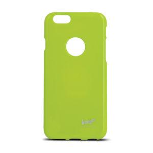 Beeyo Spark TPU kryt Samsung Galaxy J1 J100 světle zelený
