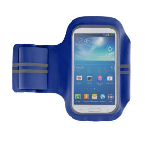 Sportovní pouzdro na ruku Super FIT 5,0 blue