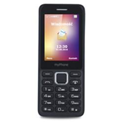 myPhone 6310, Dual Sim, Černý