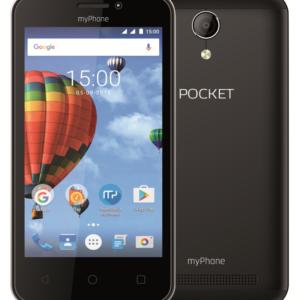 myPhone POCKET Dual SIM černý