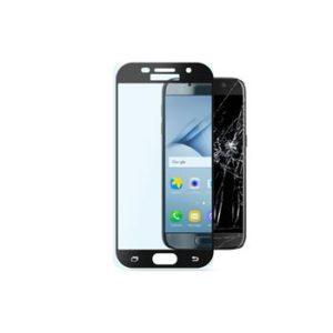 Smart Glass Tvrzené sklo 3D Samsung A3 2017 black