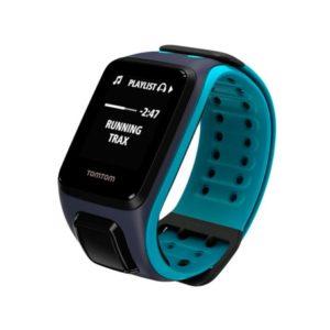 TomTom GPS hodinky Runner 2 Music blue