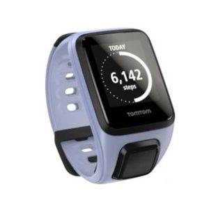 TomTom GPS hodinky Spark Fitness (S), fialová