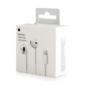 Original Apple EarPods MMTN2AM/A Lightning (Blister)