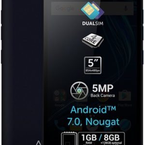 Allview A8 Lite DS gsm Dark Blue