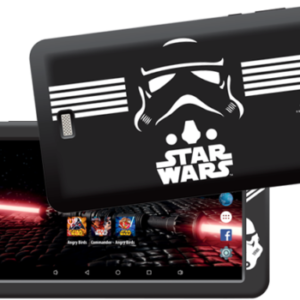 eSTAR Beauty Tablet HD 7 WiFi White – Star Wars
