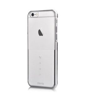 Devia kryt Apple iPhone 6/6S silver