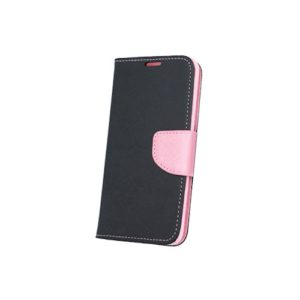 Pouzdro Fancy Huawei  P8 Lite black/rose