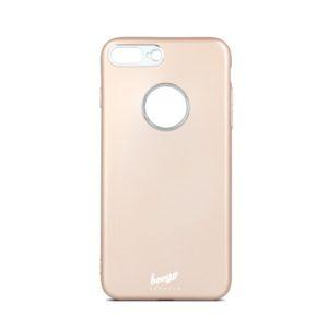Beeyo Soft TPU pouzdro Huawei P9 Lite 2017 Gold