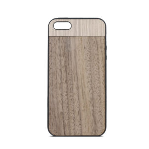 Beeyo Wooden  NO.4  TPU kryt  iPhone 5/5S/SE