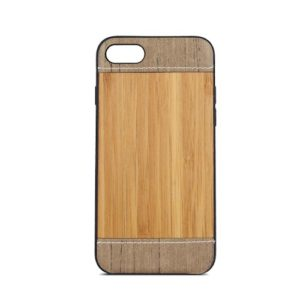 Beeyo Wooden NO.1 TPU kryt  iPhone 5/5S/SE