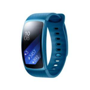 Samsung Gear Fit 2 modré