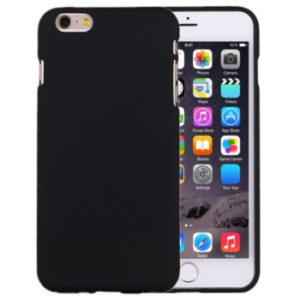 Jelly case kryt Apple iPhone 6/6S  black