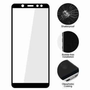 Smart Glass Tvrzené sklo 5D Huawei Mate 10 Lite Black