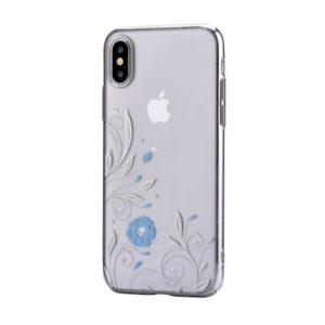 DEVIA Petunia iPhone X/XS silver