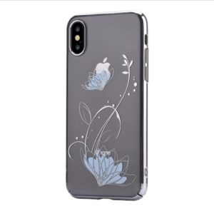 DEVIA Lotus iPhone X/XS silver