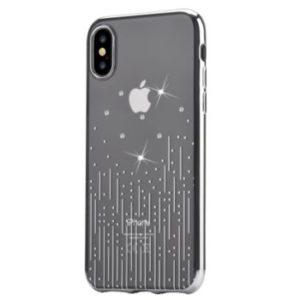 Devia kryt Swarovski meteor pro iPhone X