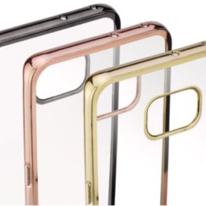 TPU kryt s rámečkem pro Apple iPhone X