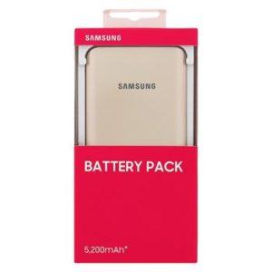 EB-PA500UFE Samsung Power Bank 5200mAh Gold