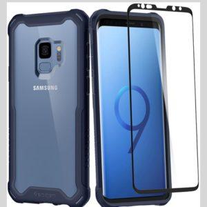 Spigen Hybrid 360° Samsung Galaxy S9 plus Blue