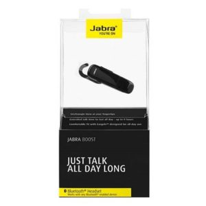 Jabra Boost Bluetooth HF Black