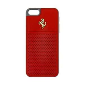 Ferrari GTB Hard Case Gold pro iPhone 5/5S/SE