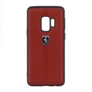 Ferrari Heritage Hard Case Red pro Samsung G960 Galaxy S9
