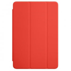 Apple iPad mini 4 Smart Cover přední kryt red