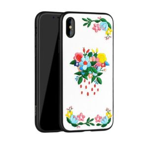 HOCO kryt Summery Flower series – IPHONE 7 PLUS/ 8 PLUS lila
