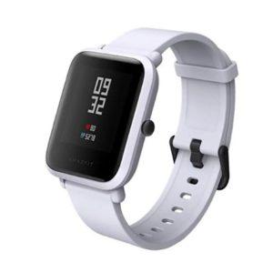 Amazfit Bip chytré hodinky White Cloud