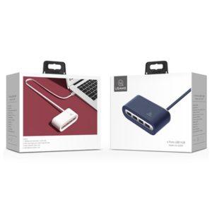 4 Ports USB Hub White (EU Blister)