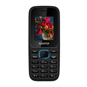 ALIGATOR D200 DS černo-modrý