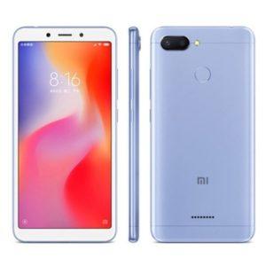 Xiaomi Redmi 6 (3GB/32GB) Blue