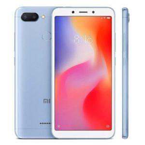 Xiaomi Redmi 6 (3GB/64GB) Blue
