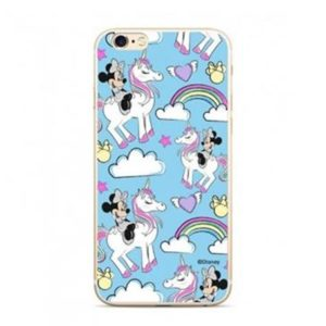 Disney Minnie TPU Back Cover Blue pro Huawei P Smart