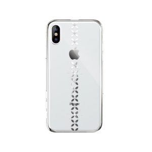 DEVIA Lucky Star iPhone XR silver
