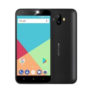 UleFone S7 Dual SIM černý