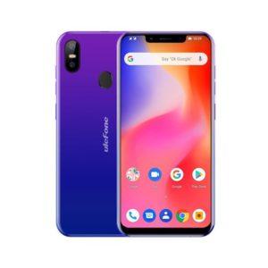 UleFone S10 Pro Dual SIM modrý