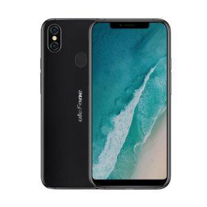 UleFone X Dual SIM černý