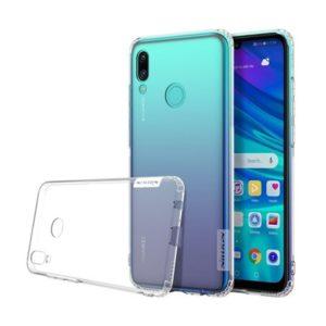 Nillkin Nature TPU pouzdro Huawei P Smart 2019 čiré