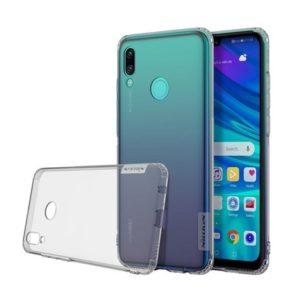 Nillkin Nature TPU pouzdro Huawei P Smart 2019 šedé