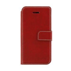 Molan Cano Issue Book Pouzdro Huawei Y6 Prime 2018 červený