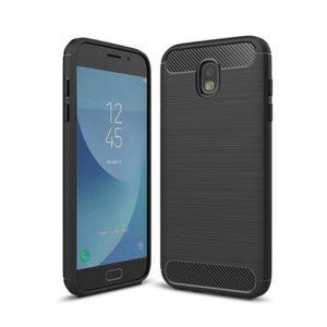 Kryt Huawei P20 Carbon černý