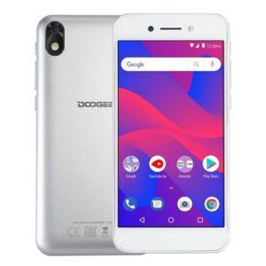 DOOGEE X11 Dual SIM stříbrný