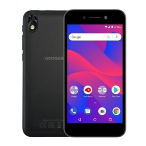 DOOGEE X11 Dual SIM černý