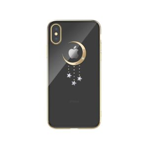 DEVIA Meteor Phone XS MAX black/gold