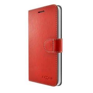 Pouzdro typu kniha FIXED FIT pro Huawei Y5 (2018) červené