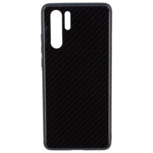 Glass Zadní Kryt Samsung A750 Galaxy A7 2018 Černý