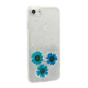 Vennus Flower kryt Samsung G955 Galaxy S8 Plus blue